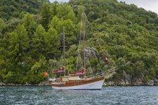 LAILA Deniz Luxury Gulet with AC in TURKEY