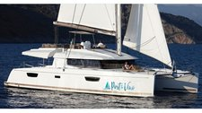 Explore the beauty around British Virgin Islands aboard Fountaine Pajot 58