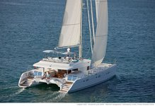 Set sail in British Virgin Island aboard elegant lagoon 62