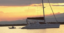 Beautiful Leopard 47 available for charter in Belize
