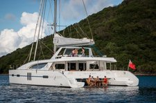 Hop on Matrix 76 and explore British Virgin islands