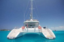 Have fun in sun in British Virgin Island aboard Privilege 62