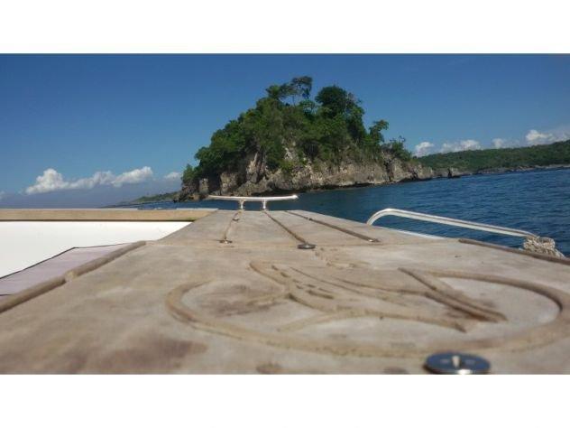 Boat rental in Bali,