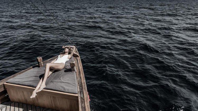 Motor yacht boat rental in Bali, Indonesia