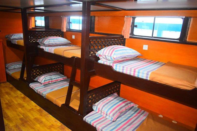 Motor yacht boat rental in Nusa Tenggara Timur, Indonesia