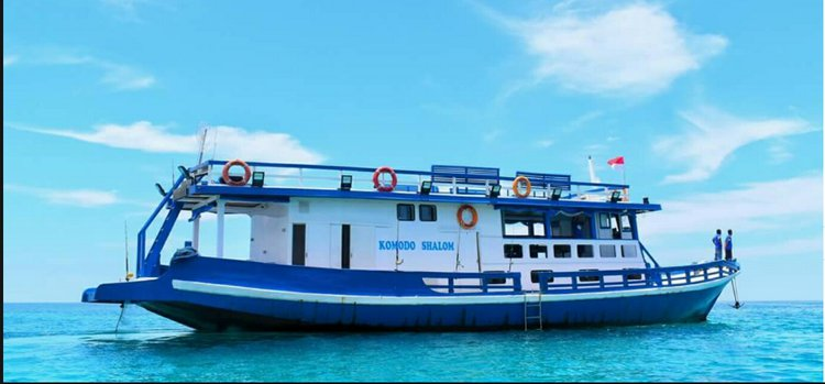 Charter this amazing Fishing boat in Indonesia