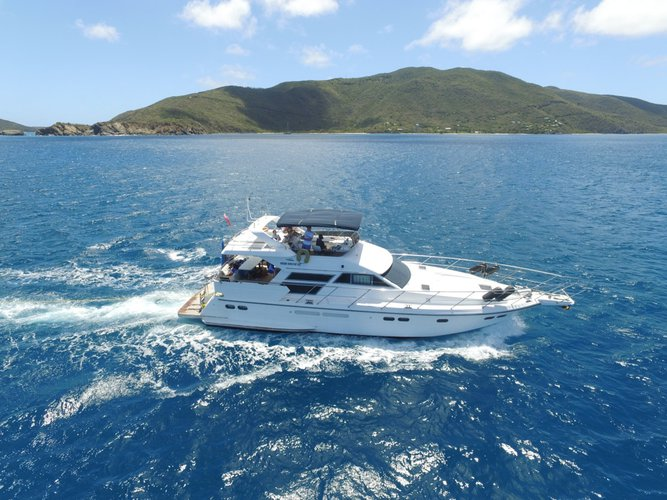 Horizon's 56.0 feet in Tortola