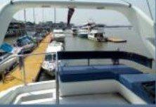 Flybridge boat rental in Roal Selangor Yacht Club, Port kiang,