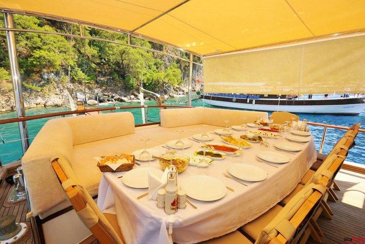 Boat for rent Turkey 90.0 feet in Corfu, Greece