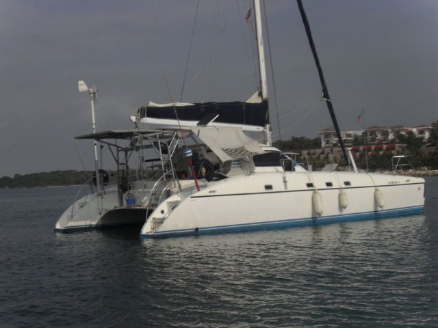Enjoy Sailing in Cartagena, Colombia aboard 35' Sailing Catamaran
