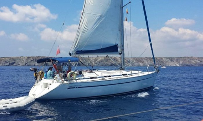 Enjoy sailing in Cartagena, Colombia aboard 36 sailing yacht