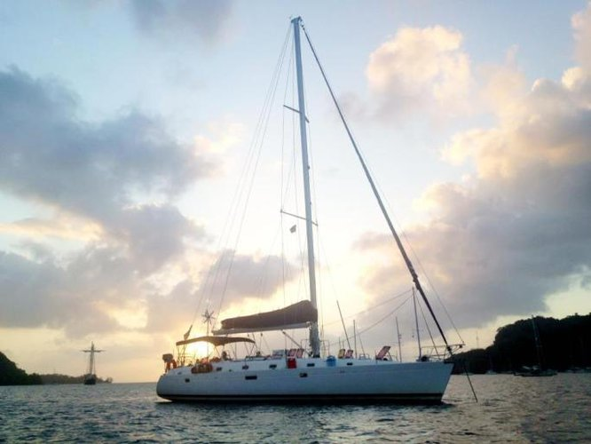 Explore the beauty in Cartagena, Colombia aboard 50' Sail Yacht