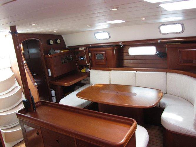 Motorsailer boat for rent in Cartagena