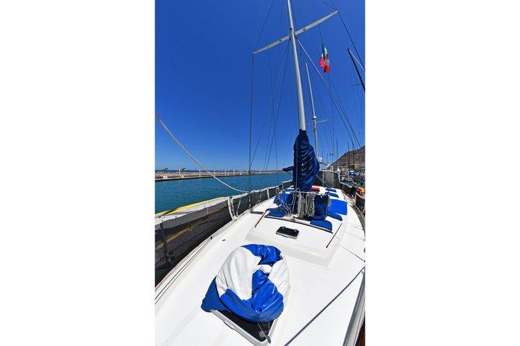 Irwin 65's 72.0 feet in Baja California Sur