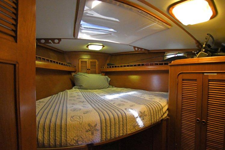 Ketch boat for rent in Baja California Sur