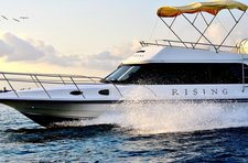 Hop aboard this amazing motor boat rental in Indonesia!