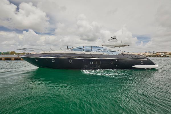 Azimut's 68.0 feet in Miami