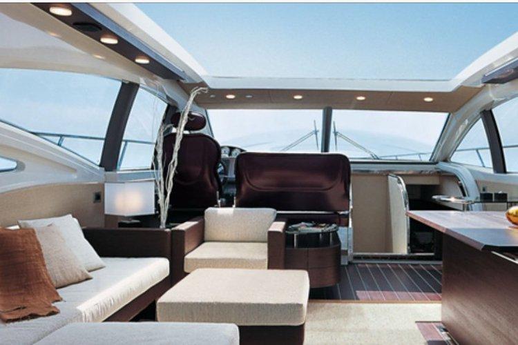 Motor yacht boat rental in Prime Marina Miami, FL