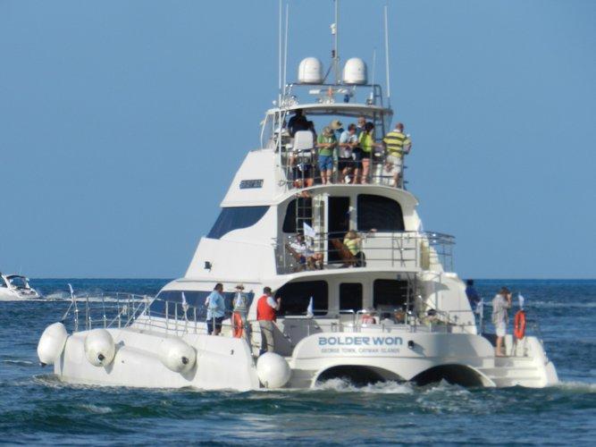 Bolder's 74.0 feet in Cancún