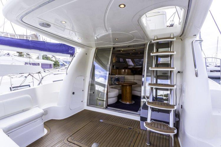 Boat for rent Cranchi Atlantique 51.0 feet in Road Town, British Virgin Islands