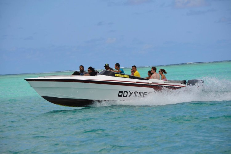 Boat rental in Trou D'Eau Douce,