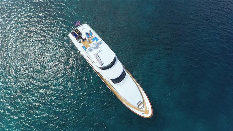 Boat for rent Custom 120.0 feet in Road Town, British Virgin Islands