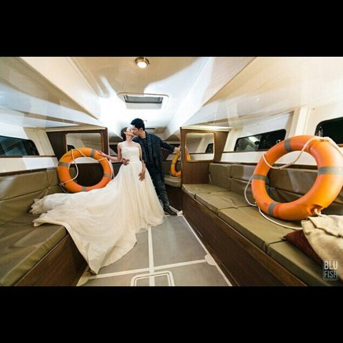 Motor yacht boat rental in Manila, Philippines