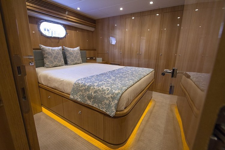 Boat for rent Custom 80.0 feet in Road Town,