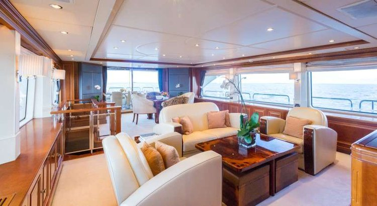 Motor yacht boat rental in Road Town,