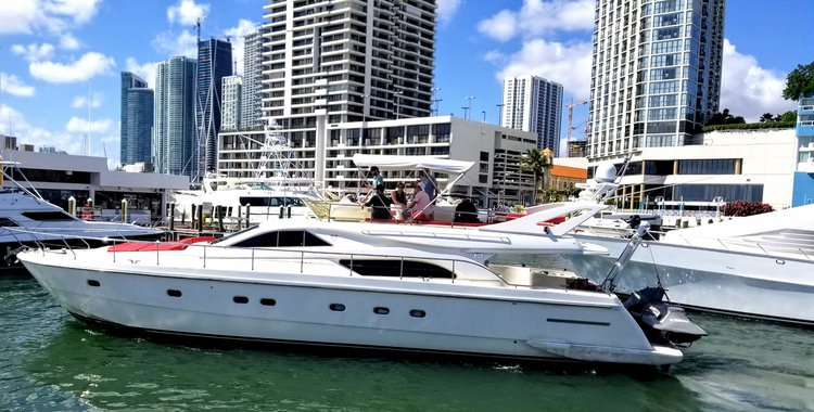 Mega yacht boat rental in Sea Isles Marina, FL