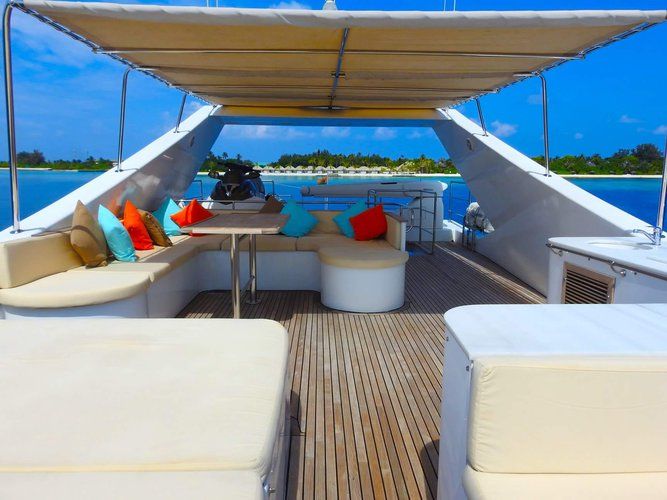 Flybridge boat rental in Hulhumalé,