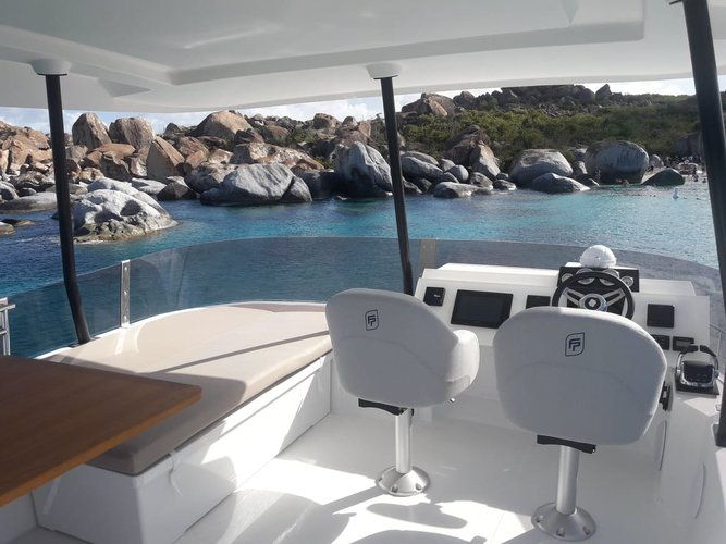 Boat for rent Fountaine Pajot 36.0 feet in Road Town,