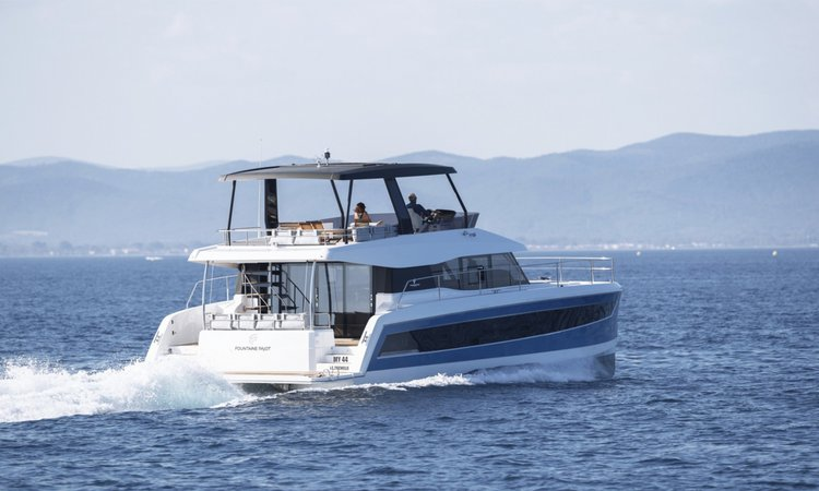 Get the perfect boat to enjoy Caribbean in style