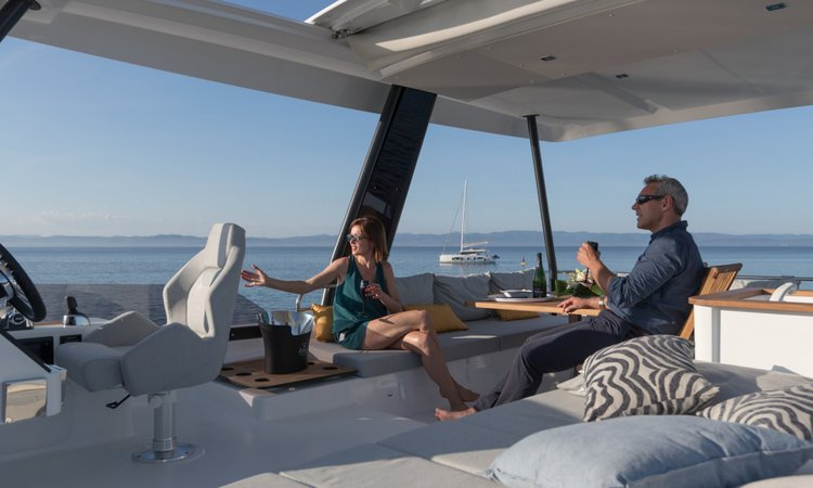 Boat for rent Fountaine Pajot 44.0 feet in Road Town, British Virgin Islands