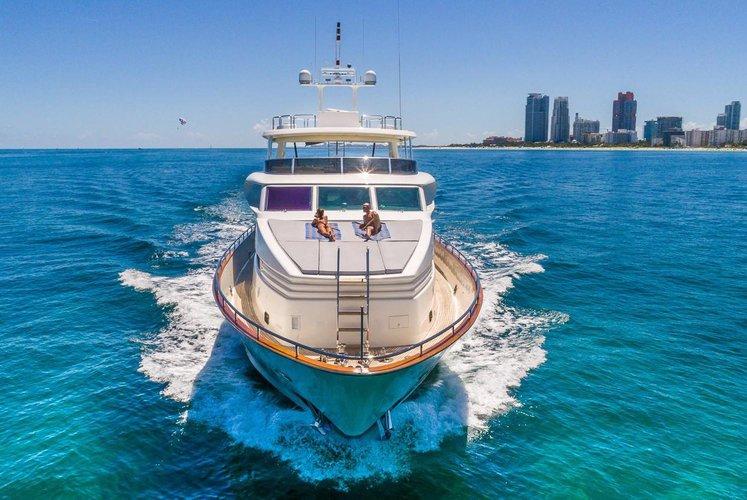 Boat for rent Horizon 115.0 feet in Marina, FL