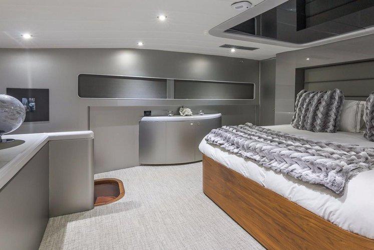Mega yacht boat rental in Marina, FL