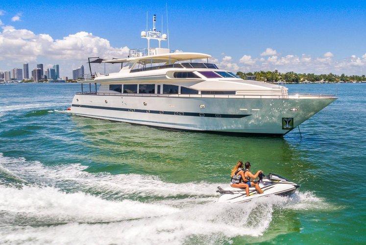 Horizon's 115.0 feet in Miami Beach