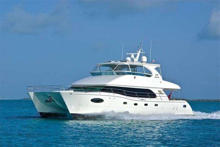 Boat for rent Horizon 60.9 feet in Road Town, British Virgin Islands