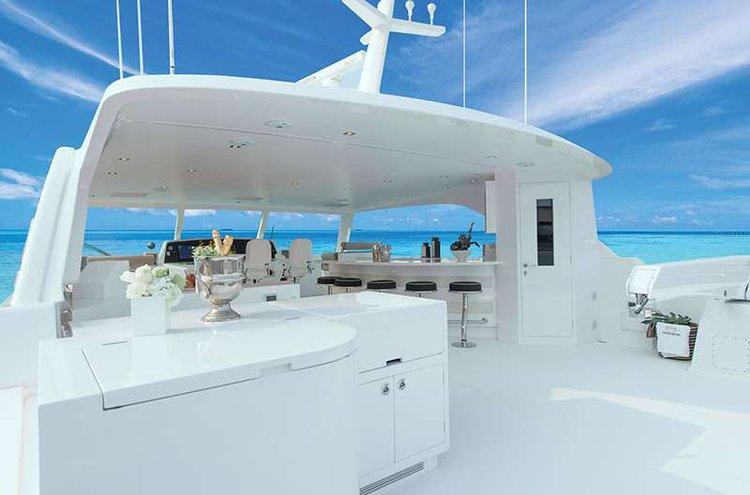 Boat for rent Horizon 74.0 feet in Road Town, British Virgin Islands