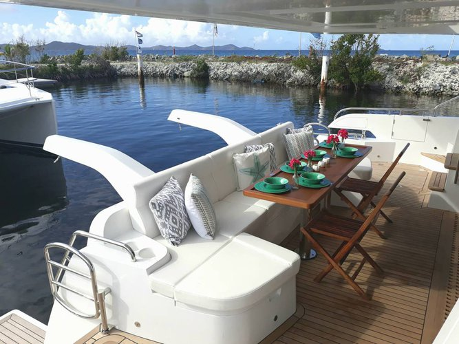 Boat for rent Hudson 48.0 feet in Road Town, British Virgin Islands