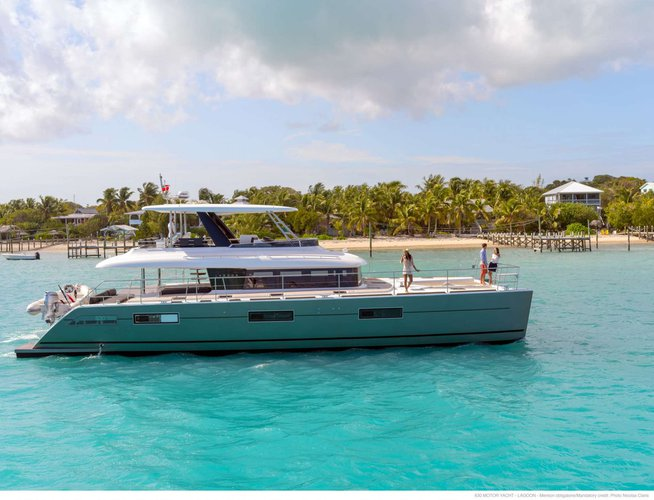 Boat for rent Lagoon 64.0 feet in Road Town, British Virgin Islands