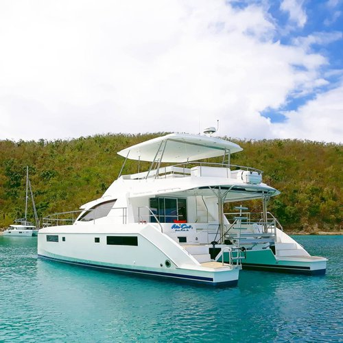 Go on a nautical adventure on this 51' catamaran