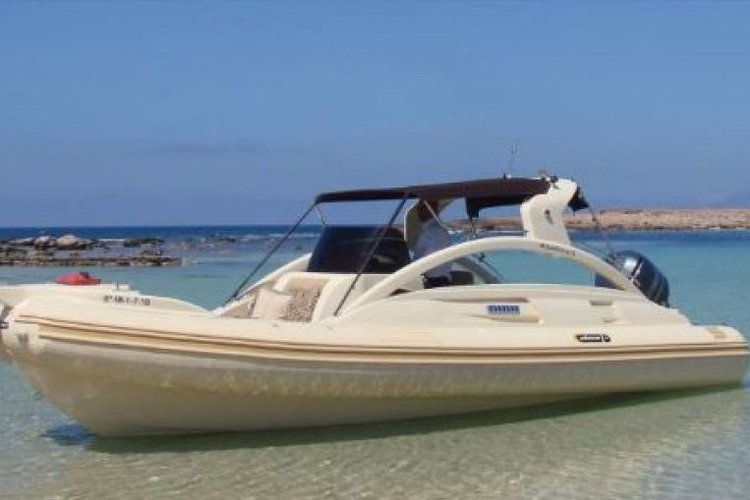 Boat for rent Solemar 26.0 feet in Lefkada, Greece