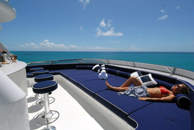 Boat for rent Westport 130.0 feet in Road Town, British Virgin Islands