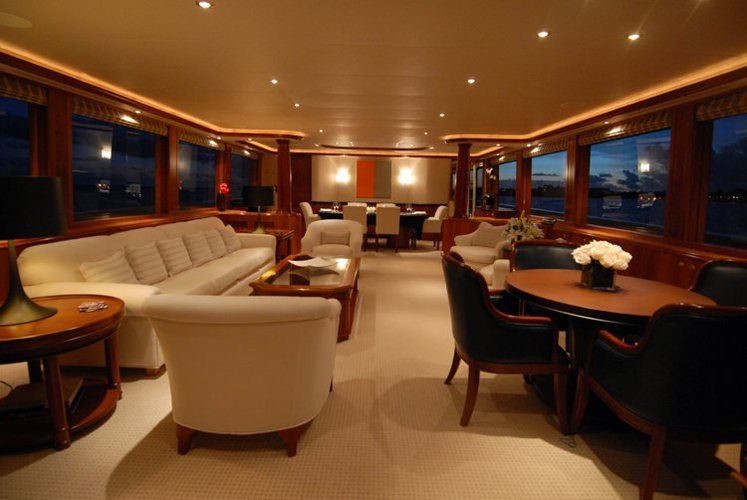 Motor yacht boat for rent in Road Town