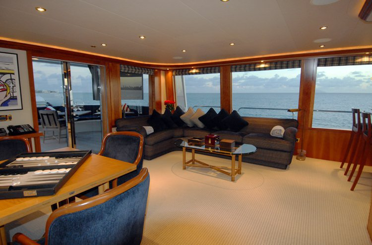 Discover Road Town surroundings on this Custom Westport boat