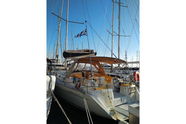 43.0 feet Beneteau in great shape