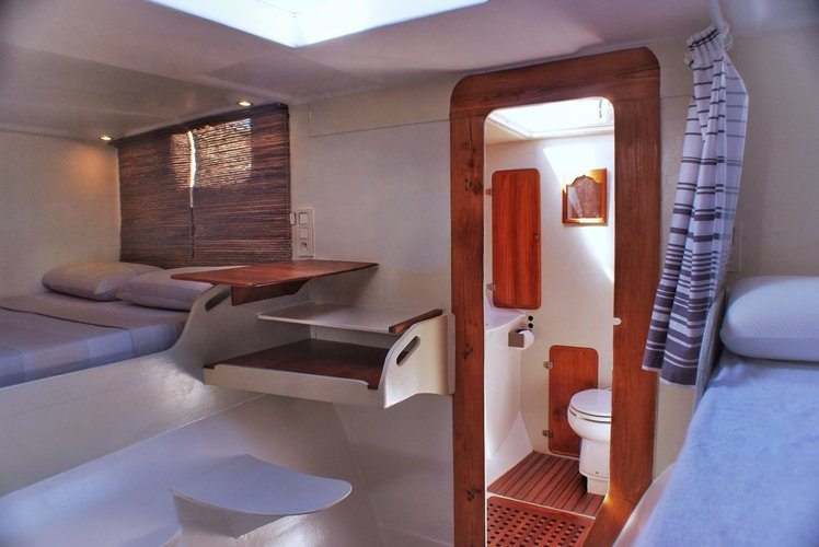 Boat for rent Custom 52.0 feet in Nosy Be,