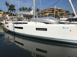 Experience Puerto Vallarta on board this elegant 43 ft motor boat