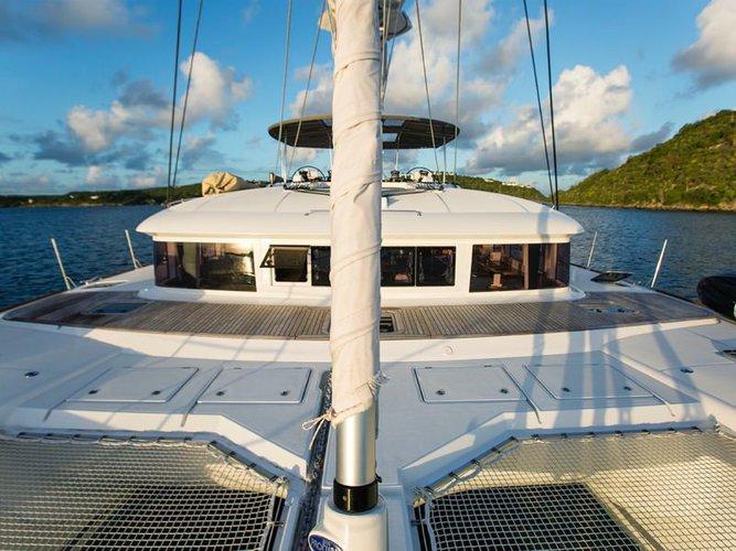 Boat for rent Lagoon 62.0 feet in Road Town, British Virgin Islands